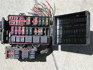 Power Distribution Box Schematic