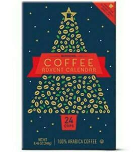 24 days of festive wonders. ALDI Advent Calendar COFFEE 24 Different Barissimo Holiday KCups Pods Christmas | eBay