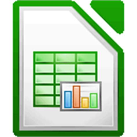 libreoffice calc file extensions