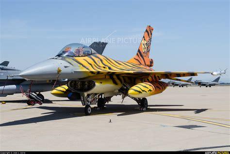Fa77  Belgium  Air Force General Dynamics F16a