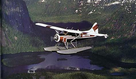 De Havilland Beaver Float Plane