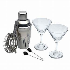 Set A Cocktail : six piece mini martini cocktail set by whisk hampers ~ Teatrodelosmanantiales.com Idées de Décoration