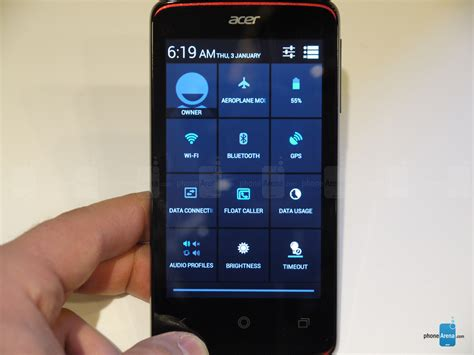 acer liquid  hands  full fledged android phone    digit price tag phonearena reviews