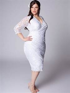 plus size short wedding dresses styles of wedding dresses With short plus size wedding dress