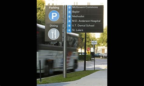 texas medical center wayfinding master plan segd