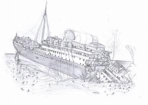Titanic Drawings | www.imgkid.com - The Image Kid Has It!