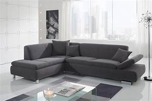 Ecksofa Links : terrence von max winzer ecksofa grau links sofas couches ~ Pilothousefishingboats.com Haus und Dekorationen