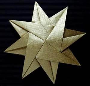 Origami Stern Falten Einfach : aus 1 quadrat gefaltet sehr gute beschreibung deutsch ~ Watch28wear.com Haus und Dekorationen