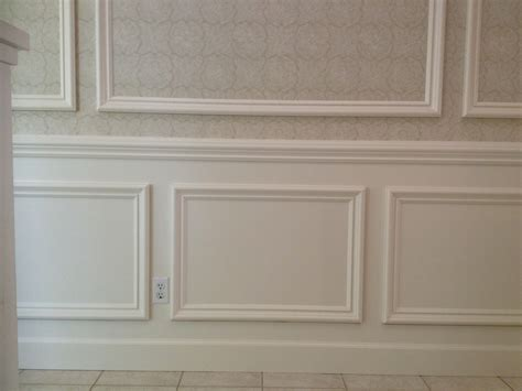 Wainscoting Molding by Alluring Chair Rail Molding The Kienandsweet Furnitures