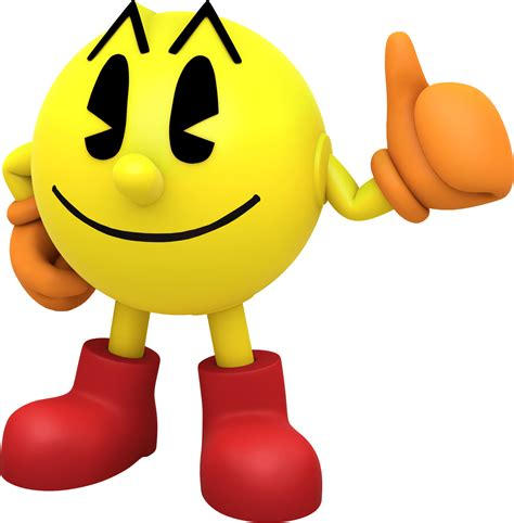 Pacman Images Pacman Large Standing Transparent Png Stickpng