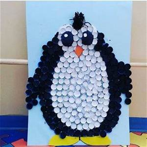School Roll Template Penguin Craft Idea For Kids Crafts And Worksheets For