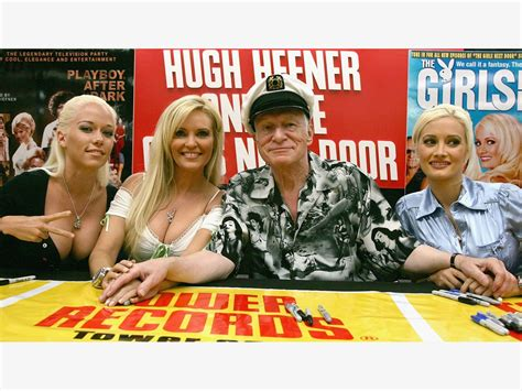 Feel Free To Wear Your Pajamas All Day; Hugh Hefner Has ...
