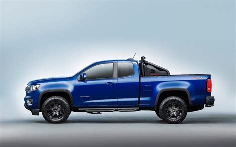 2016 Chevrolet Colorado Z71 by 2016 Chevy Colorado Z71 Trail Features Gm Authority