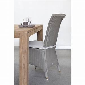 Coussin De Chaises : coussin de chaise mary en loom ~ Teatrodelosmanantiales.com Idées de Décoration