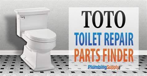 Toto Toilets   Identify Your Toilet and Find Repair Parts