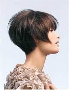 coupe de cheveux boule coupe boule cheveux courts