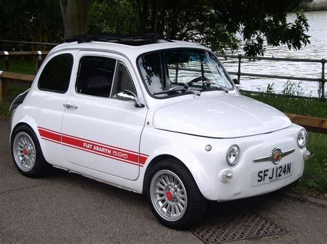 Classic Chrome | Fiat Abarth 595 Replica 1975 (N) White