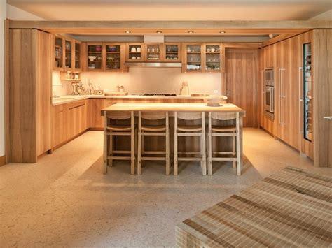 ilot cuisine bois massif cuisine by habito by giuseppe rivadossi design giuseppe