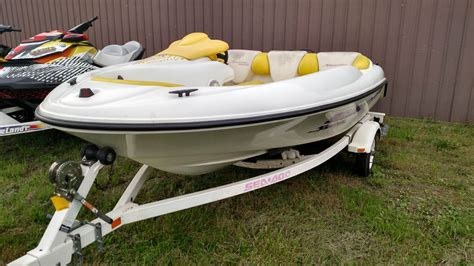 Seadoo Boat Used by Used 1996 Sea Doo Sport Boats Sportster 14 Power Boats