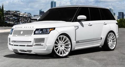 ps arden ar kit wide body  mc doganale range rover