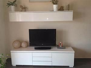 Ikea Wohnzimmerschrank Weiß : ikea wandregal hochglanz wei ~ Bigdaddyawards.com Haus und Dekorationen
