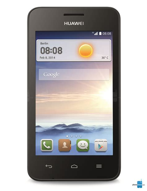 huwai mobile huawei ascend y330 specs