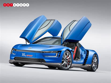 Volkswagen Xl1 Sports : The Ducati-engined Vw Xl1 Goes From Frugal To Fiery In 5.7