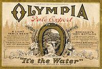 olympia brewing company wikipedia