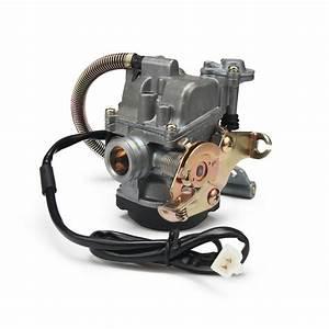 18mm Cvk Pd18j Motorcycle Carb Carburetor For Gy6 50cc