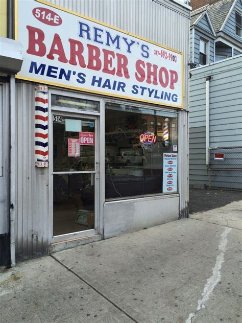remys barber shop mens hair styling barbers    st bronx ny phone number yelp