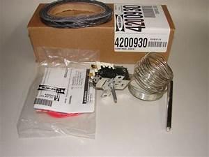 4200930 Sub Zero Control Assy Svce