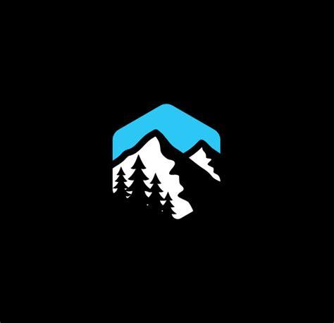 cool logo designs 25 mountain logo designs ideas exles design trends