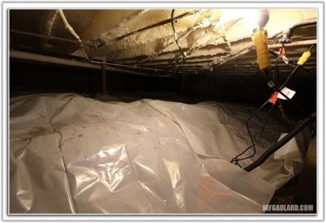 Insulating Crawl Space With Dirt Floor by Insulating Crawl Space Floor Above Flooring Home