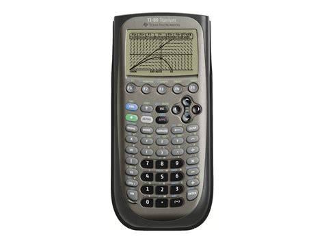 calculatrice graphique bureau en gros instruments ti 89 titanium calculatrice graphique