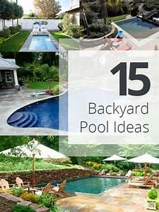 15 Amazing Backyard Pool Ideas