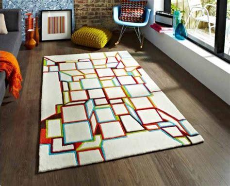 cool carpet designs  break  monotony   home