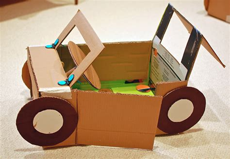 box car for kids roundup 12 cool diy cardboard playhouses and toys for