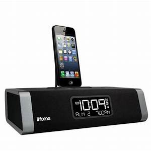 Iphone 4 Dockingstation : secureshot iphone 5 clock radio docking station hidden camera with dvr ~ Sanjose-hotels-ca.com Haus und Dekorationen