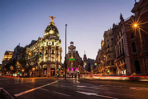 10 Top Tourist Attractions In Madrid (with Photos & Map