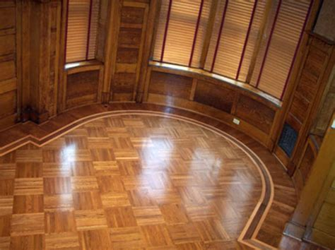 Fingerblock parquet flooring   an authentic choice for