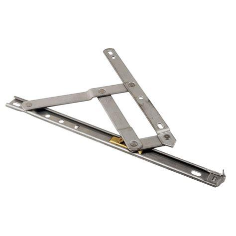 prime  casement window hinge  bar   standard duty stainless    home depot