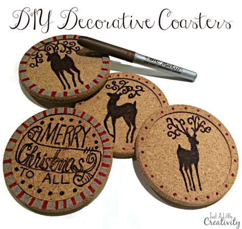 decorative coasters diy decorative coasters make your season colorful and