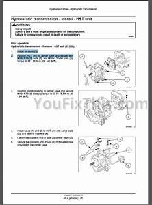 New Holland Workmaster 35 40 Repair Manual  Tractor