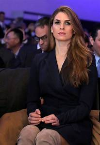 Top aide Hope Hicks to leave White House - Nhan Dan Online