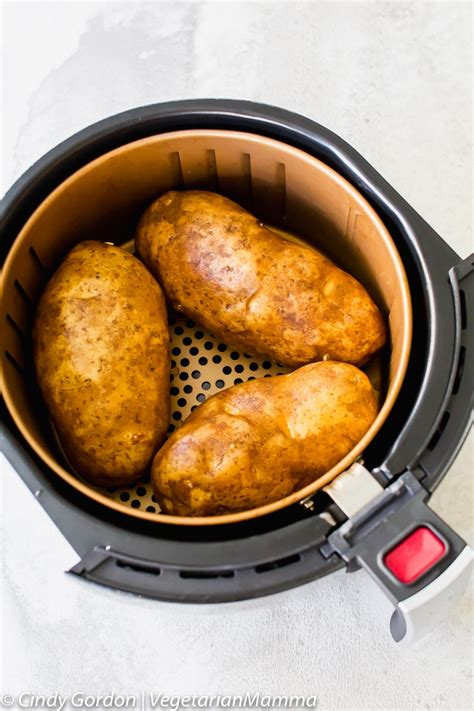 fryer air potatoes baked recipes easy potato