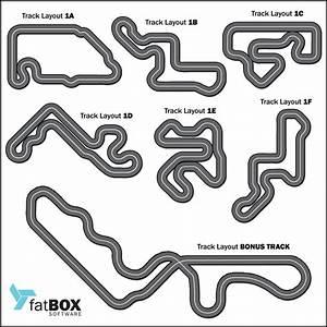Track Layouts  U2013 Terrax