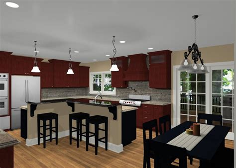 kitchen island shapes l shaped kitchen layouts with island increasingly