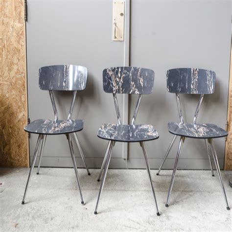 chaise en formica chaise en formica 4 boutique brocante de la bruyère