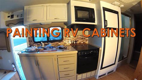 painting rv cabinets painting rv cabinets