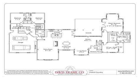 open floor plan house plans one one house plans with open concept one house